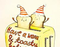 Toasty Holidays