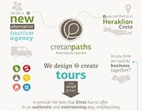 cretanpaths Infographic