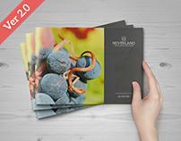 Image-heavy Booklet