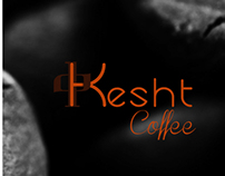 Kesh Coffee Branding