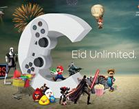 MAF Malls EID Campaign