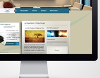 Website Design for Danekgroup.