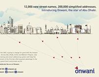 Department of Municipal Affairs, ONWANI Project