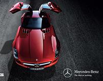 Mercedes Benz, Gargash Motors