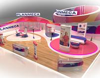 Planmeca Booth