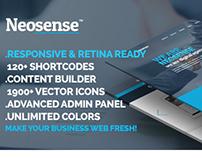 Neosense - Multipurpose Wordpress theme