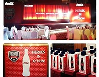 CoCa-Cola (Make The Leap). Event ..