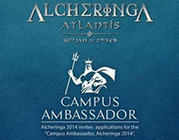Alcheringa'14 | Event and Module Posters