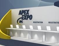 IPC APEX Trade Show Proposal Conceptuals