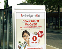 Marketing Campaign BenimsigortaM Health Insurance