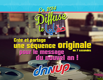 Danup Tunisie _ Diffuse le Haffalha en 2014