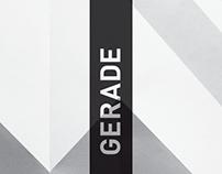 GERADE