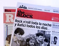 THE BLOCK. Diario