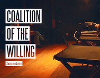 Coalition Of The Willing - Swarm Em Aveiro