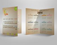 Faail Khair - 2014 calendrier