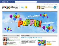 Pogo Games ~ Facebook