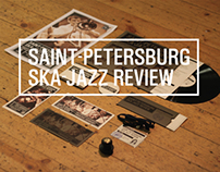 St.Petersburg Ska-Jazz Review Branding