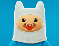 "Adventure Time - ""Finn"""