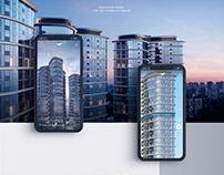 Tourbillon - mobile design UI