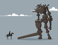 Pixel of the Colossus