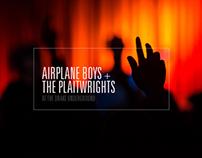 Show / Airplane Boys + The Plaitwrights @ Drake Undgrd