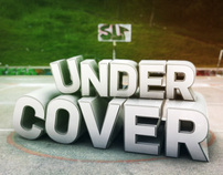 Under Cover 3D Text