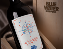 BWS Wine Label