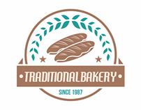 Traditional Bakery Logo