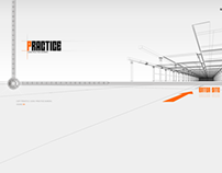 Practice Construction Company Dynamic Flash Template