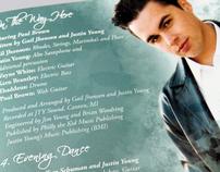 Justin Young Album Art