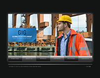 Industrial Group Dynamic Flash Template