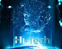 Hi-Tech tv program intro