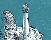 THE LIGHTHOUSE DIARIES - Graphic Novel