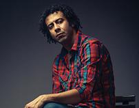 Actor Mohamed Farrag Shoot