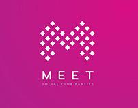MEET Social Club Parties