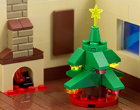 "My ""LEGO® City Advent Calendar 2013"" photography"