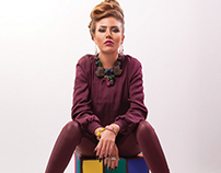 Actress Rahma Fashion Shoot
