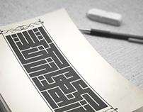 Arabic Calligraphy #02