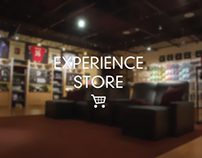 EXPERIENCE STORE DESIGN