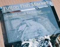 Fulton Fish Market Newsletter