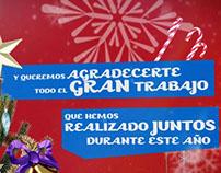 Invitación Navidad