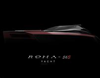 23m Sports Yacht Concept - Roha 56s