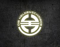 Die Heldenschmiede- Visual identity