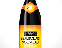 Georges Duboeuf - 2012 Wine Label