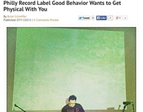 Philadelphia City Paper Article On Co-op Record Label