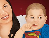 Wonder Woman & Superboy