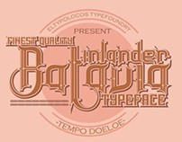 Inlander Batavia Typeface