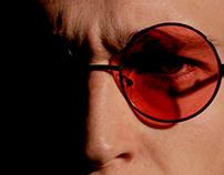 Lennon Sunglasses shoot