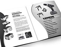 Catálogo Ferramentas Elétricas - Taurus