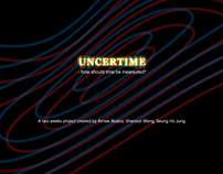 UNCERTIME: how should time be measured?